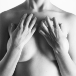 woman body chest